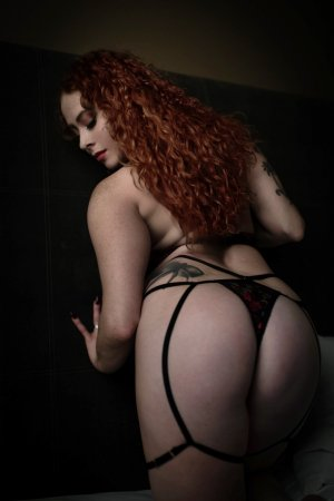 Ginesa ebony independent escorts
