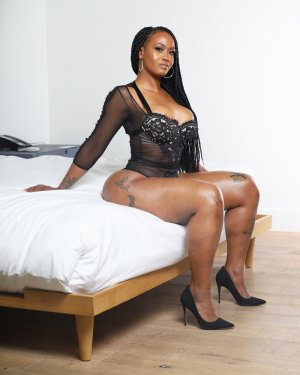 Thanina ebony incall escorts in Peoria AZ